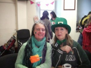 Spring Fair St Patricks Day 2012