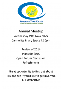 Annual Meetup TTK 2014