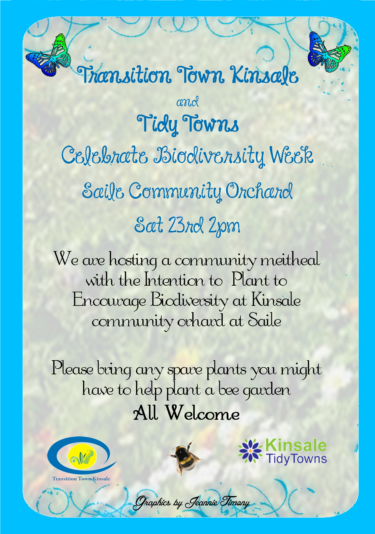 Saile Meitheal Poster 2